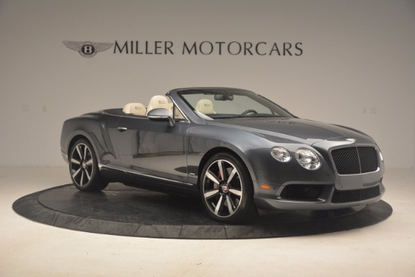 Used 2013 Bentley Continental GT V8 Le Mans Edition, 1 of 48 for sale Sold at Alfa Romeo of Westport in Westport CT 06880 10