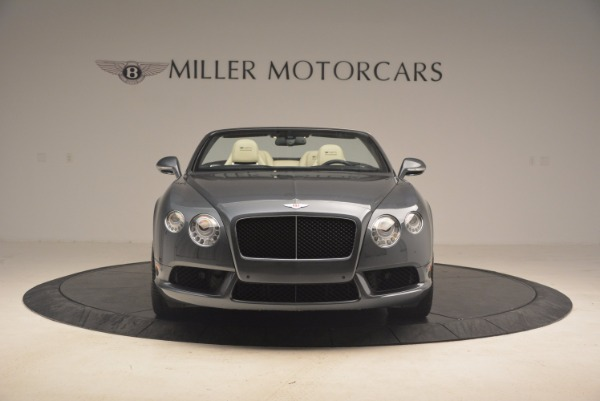 Used 2013 Bentley Continental GT V8 Le Mans Edition, 1 of 48 for sale Sold at Alfa Romeo of Westport in Westport CT 06880 12