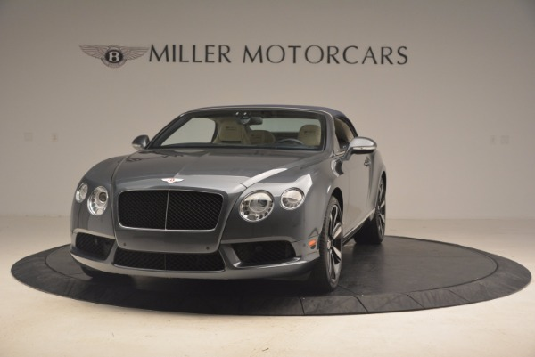 Used 2013 Bentley Continental GT V8 Le Mans Edition, 1 of 48 for sale Sold at Alfa Romeo of Westport in Westport CT 06880 14