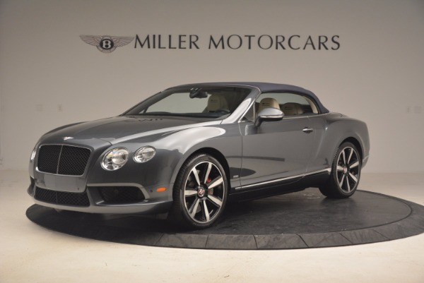 Used 2013 Bentley Continental GT V8 Le Mans Edition, 1 of 48 for sale Sold at Alfa Romeo of Westport in Westport CT 06880 15