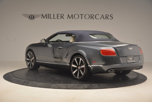 Used 2013 Bentley Continental GT V8 Le Mans Edition, 1 of 48 for sale Sold at Alfa Romeo of Westport in Westport CT 06880 17
