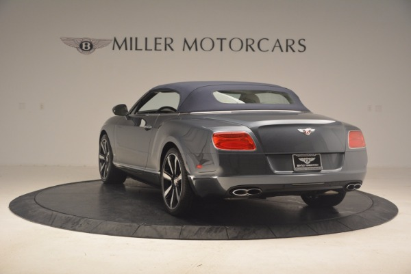 Used 2013 Bentley Continental GT V8 Le Mans Edition, 1 of 48 for sale Sold at Alfa Romeo of Westport in Westport CT 06880 18