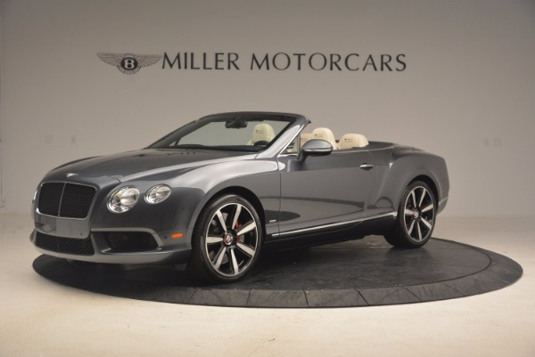 Used 2013 Bentley Continental GT V8 Le Mans Edition, 1 of 48 for sale Sold at Alfa Romeo of Westport in Westport CT 06880 2
