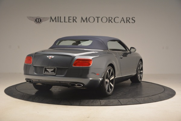 Used 2013 Bentley Continental GT V8 Le Mans Edition, 1 of 48 for sale Sold at Alfa Romeo of Westport in Westport CT 06880 20