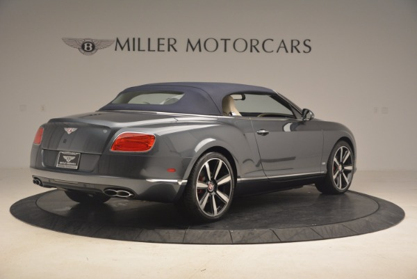 Used 2013 Bentley Continental GT V8 Le Mans Edition, 1 of 48 for sale Sold at Alfa Romeo of Westport in Westport CT 06880 21