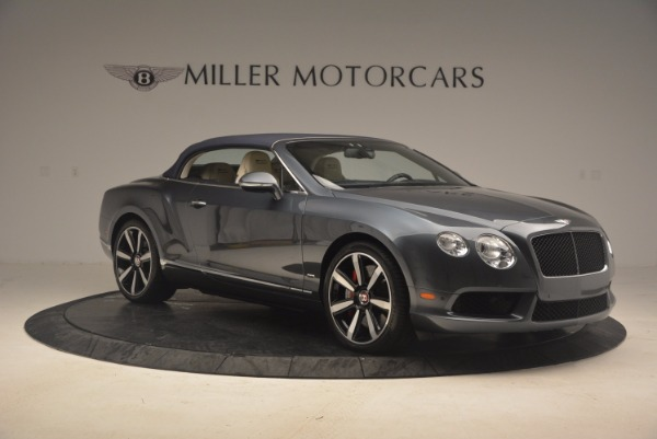 Used 2013 Bentley Continental GT V8 Le Mans Edition, 1 of 48 for sale Sold at Alfa Romeo of Westport in Westport CT 06880 23