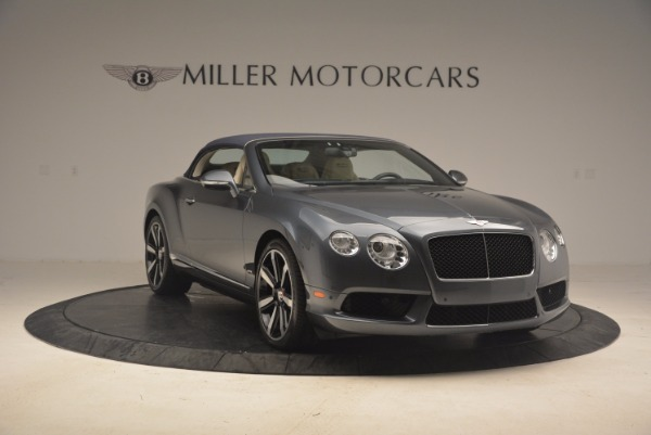 Used 2013 Bentley Continental GT V8 Le Mans Edition, 1 of 48 for sale Sold at Alfa Romeo of Westport in Westport CT 06880 24