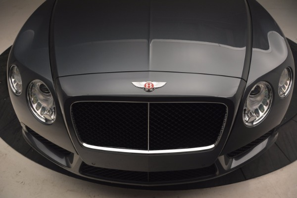Used 2013 Bentley Continental GT V8 Le Mans Edition, 1 of 48 for sale Sold at Alfa Romeo of Westport in Westport CT 06880 25