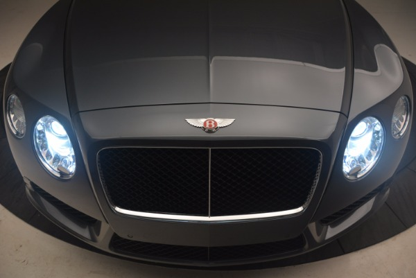 Used 2013 Bentley Continental GT V8 Le Mans Edition, 1 of 48 for sale Sold at Alfa Romeo of Westport in Westport CT 06880 26