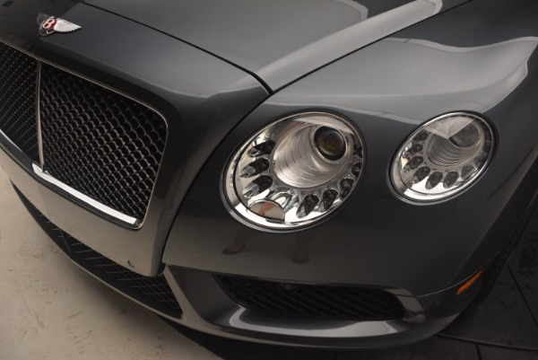 Used 2013 Bentley Continental GT V8 Le Mans Edition, 1 of 48 for sale Sold at Alfa Romeo of Westport in Westport CT 06880 27