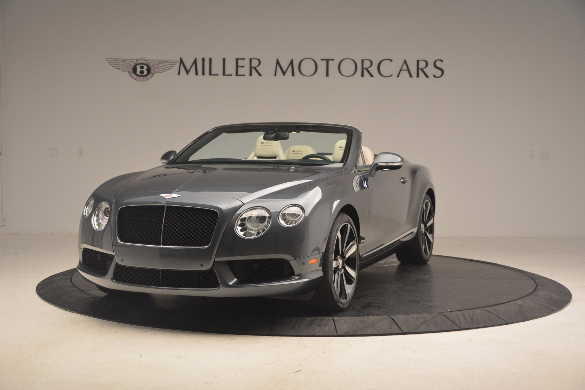 Used 2013 Bentley Continental GT V8 Le Mans Edition, 1 of 48 for sale Sold at Alfa Romeo of Westport in Westport CT 06880 1