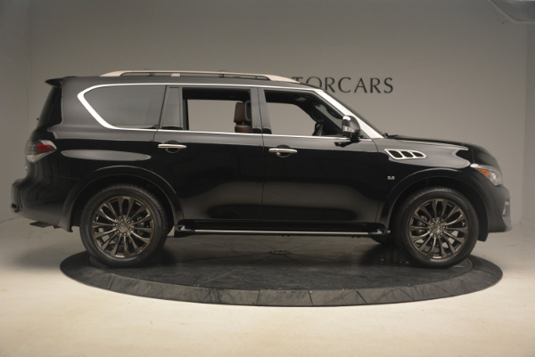 Used 2015 INFINITI QX80 Limited 4WD for sale Sold at Alfa Romeo of Westport in Westport CT 06880 9