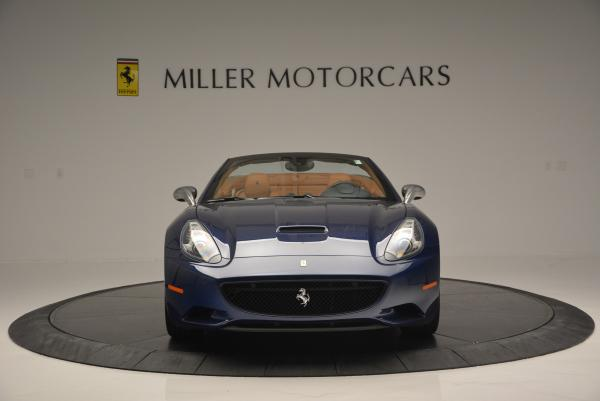 Used 2013 Ferrari California 30 for sale Sold at Alfa Romeo of Westport in Westport CT 06880 12