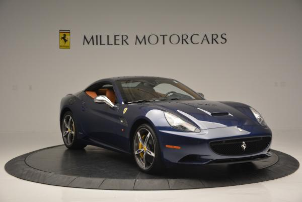 Used 2013 Ferrari California 30 for sale Sold at Alfa Romeo of Westport in Westport CT 06880 23