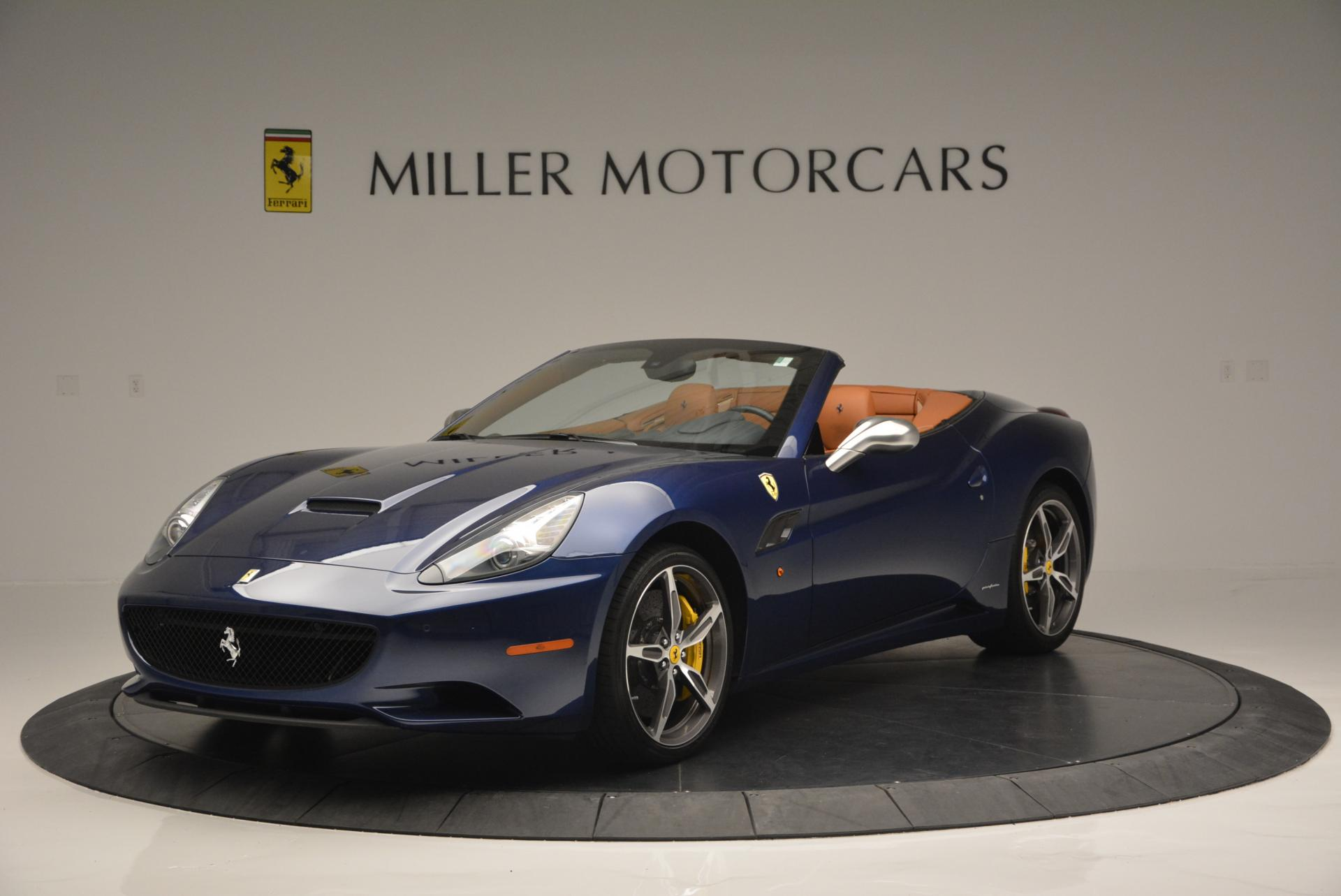 Used 2013 Ferrari California 30 for sale Sold at Alfa Romeo of Westport in Westport CT 06880 1