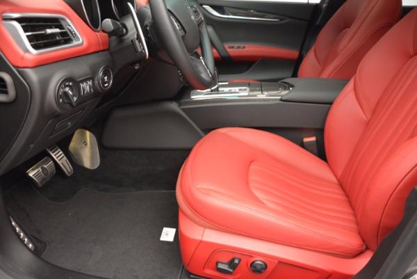 Used 2015 Maserati Ghibli S Q4 for sale Sold at Alfa Romeo of Westport in Westport CT 06880 14