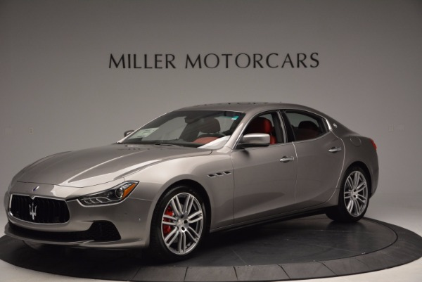 Used 2015 Maserati Ghibli S Q4 for sale Sold at Alfa Romeo of Westport in Westport CT 06880 2