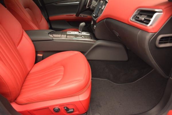 Used 2015 Maserati Ghibli S Q4 for sale Sold at Alfa Romeo of Westport in Westport CT 06880 21