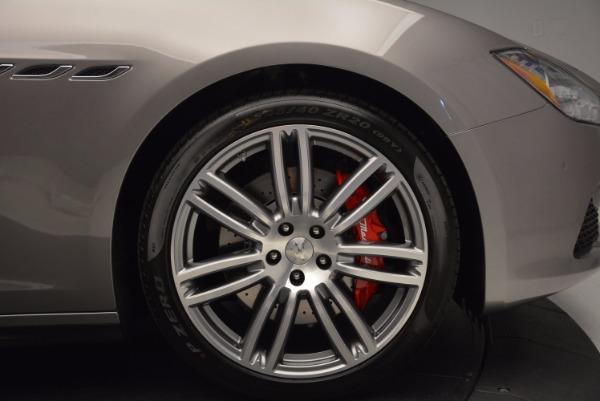 Used 2015 Maserati Ghibli S Q4 for sale Sold at Alfa Romeo of Westport in Westport CT 06880 26