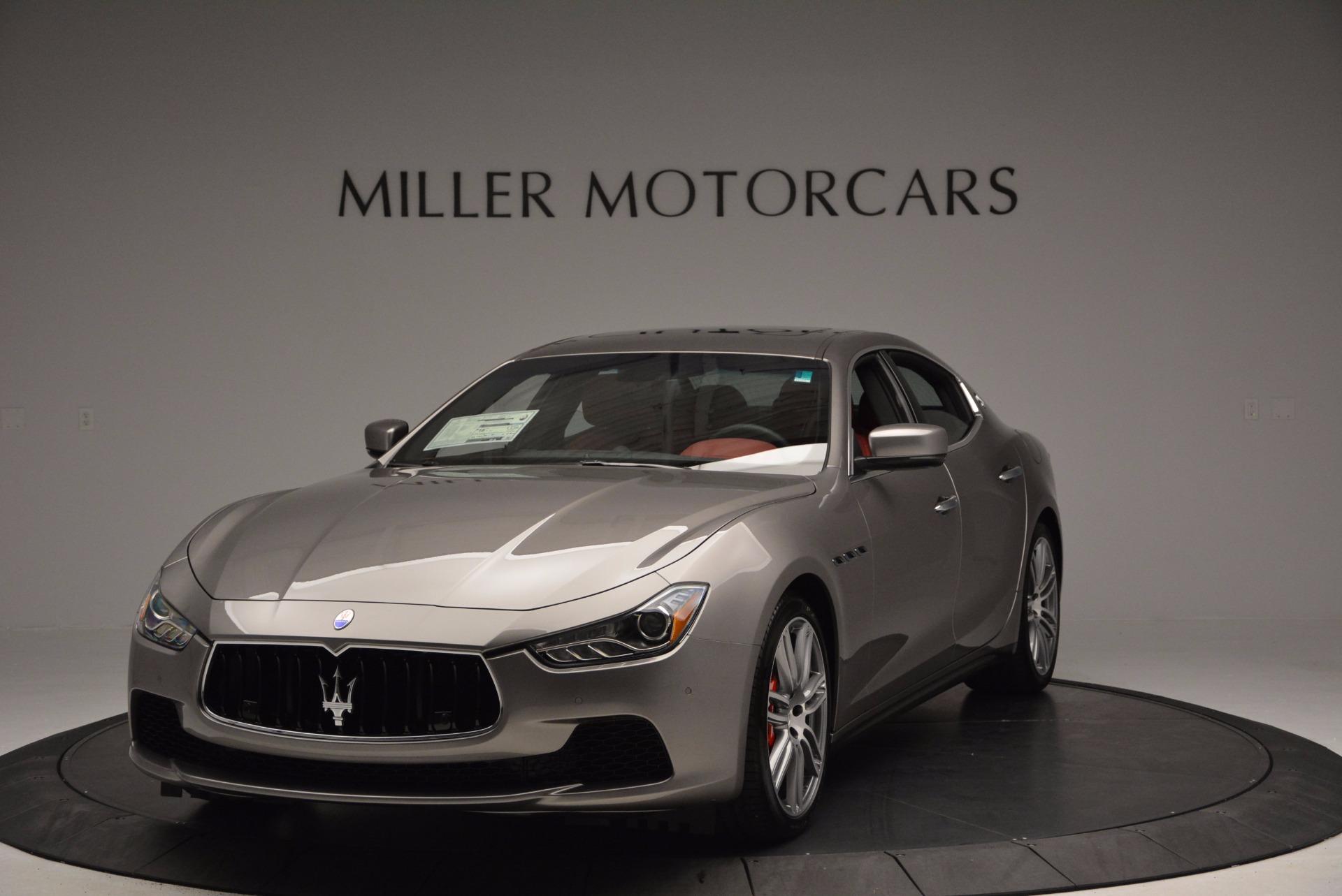 Used 2015 Maserati Ghibli S Q4 for sale Sold at Alfa Romeo of Westport in Westport CT 06880 1