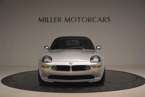 Used 2001 BMW Z8 for sale Sold at Alfa Romeo of Westport in Westport CT 06880 24