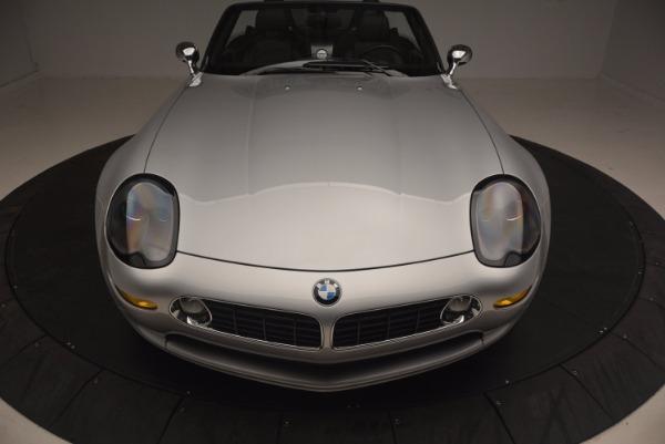 Used 2001 BMW Z8 for sale Sold at Alfa Romeo of Westport in Westport CT 06880 25