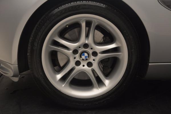 Used 2001 BMW Z8 for sale Sold at Alfa Romeo of Westport in Westport CT 06880 28