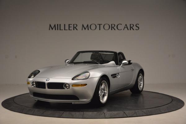 Used 2001 BMW Z8 for sale Sold at Alfa Romeo of Westport in Westport CT 06880 1