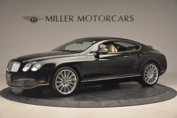 Used 2010 Bentley Continental GT Speed for sale Sold at Alfa Romeo of Westport in Westport CT 06880 2