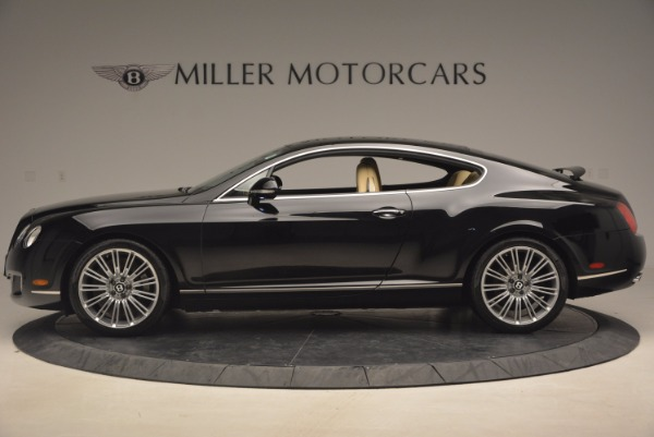 Used 2010 Bentley Continental GT Speed for sale Sold at Alfa Romeo of Westport in Westport CT 06880 3