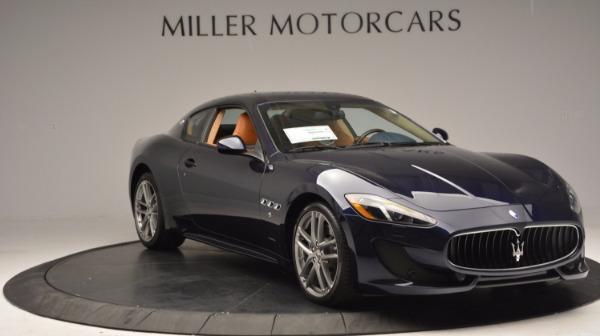 New 2017 Maserati GranTurismo Coupe Sport for sale Sold at Alfa Romeo of Westport in Westport CT 06880 11