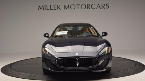 New 2017 Maserati GranTurismo Coupe Sport for sale Sold at Alfa Romeo of Westport in Westport CT 06880 12