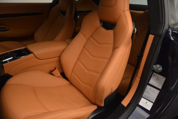 New 2017 Maserati GranTurismo Coupe Sport for sale Sold at Alfa Romeo of Westport in Westport CT 06880 15