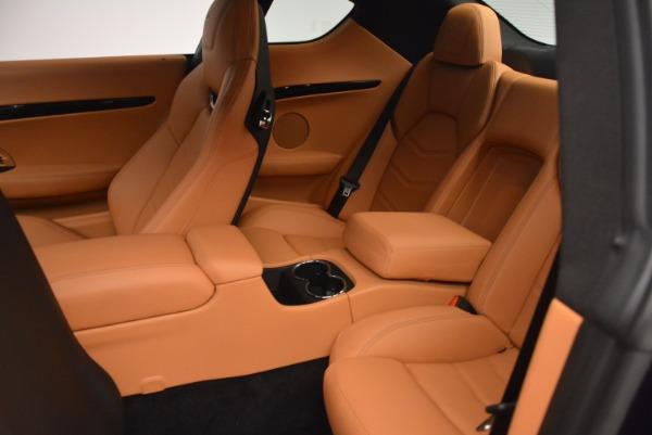 New 2017 Maserati GranTurismo Coupe Sport for sale Sold at Alfa Romeo of Westport in Westport CT 06880 18