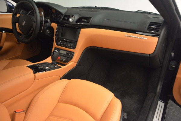 New 2017 Maserati GranTurismo Coupe Sport for sale Sold at Alfa Romeo of Westport in Westport CT 06880 19