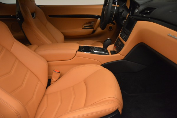 New 2017 Maserati GranTurismo Coupe Sport for sale Sold at Alfa Romeo of Westport in Westport CT 06880 20