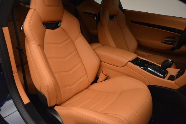 New 2017 Maserati GranTurismo Coupe Sport for sale Sold at Alfa Romeo of Westport in Westport CT 06880 21