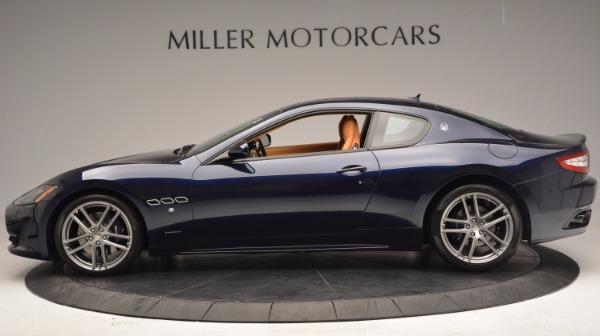 New 2017 Maserati GranTurismo Coupe Sport for sale Sold at Alfa Romeo of Westport in Westport CT 06880 3