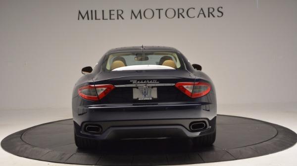 New 2017 Maserati GranTurismo Coupe Sport for sale Sold at Alfa Romeo of Westport in Westport CT 06880 6