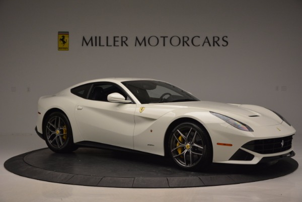 Used 2017 Ferrari F12 Berlinetta for sale Sold at Alfa Romeo of Westport in Westport CT 06880 10