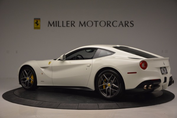 Used 2017 Ferrari F12 Berlinetta for sale Sold at Alfa Romeo of Westport in Westport CT 06880 4