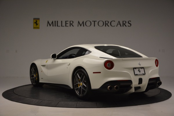 Used 2017 Ferrari F12 Berlinetta for sale Sold at Alfa Romeo of Westport in Westport CT 06880 5