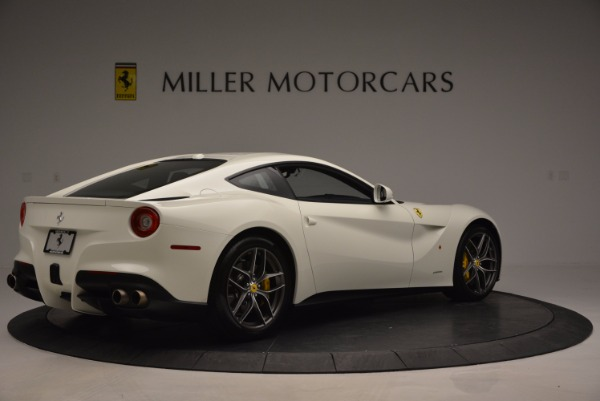 Used 2017 Ferrari F12 Berlinetta for sale Sold at Alfa Romeo of Westport in Westport CT 06880 8