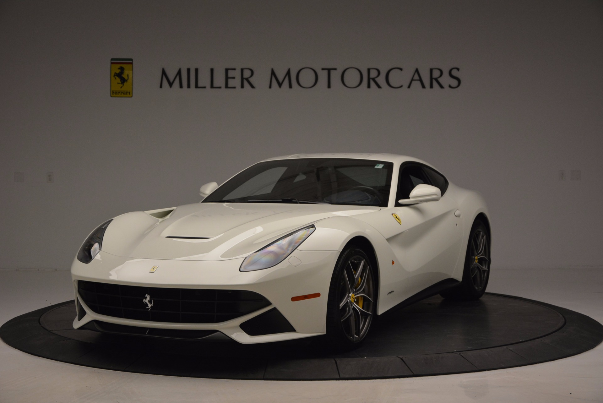 Used 2017 Ferrari F12 Berlinetta for sale Sold at Alfa Romeo of Westport in Westport CT 06880 1