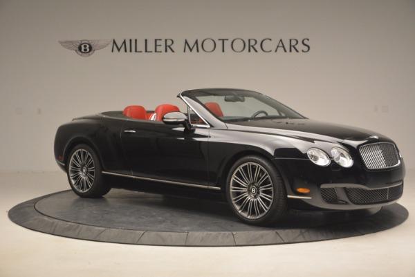 Used 2010 Bentley Continental GT Speed for sale Sold at Alfa Romeo of Westport in Westport CT 06880 10