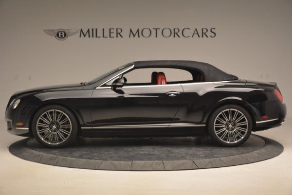 Used 2010 Bentley Continental GT Speed for sale Sold at Alfa Romeo of Westport in Westport CT 06880 16