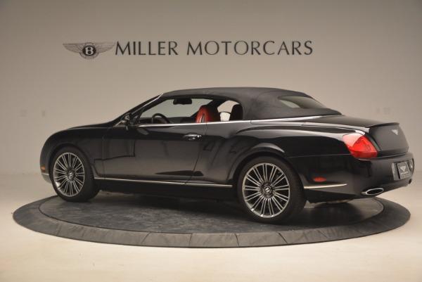 Used 2010 Bentley Continental GT Speed for sale Sold at Alfa Romeo of Westport in Westport CT 06880 17