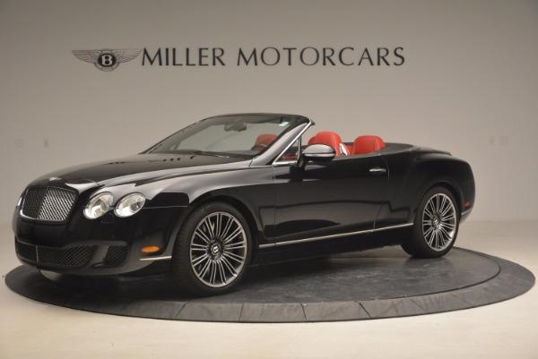 Used 2010 Bentley Continental GT Speed for sale Sold at Alfa Romeo of Westport in Westport CT 06880 2