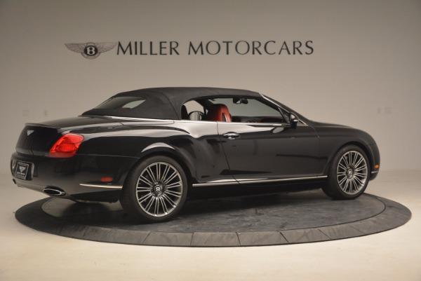 Used 2010 Bentley Continental GT Speed for sale Sold at Alfa Romeo of Westport in Westport CT 06880 21
