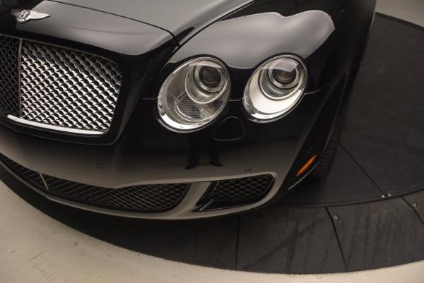 Used 2010 Bentley Continental GT Speed for sale Sold at Alfa Romeo of Westport in Westport CT 06880 27